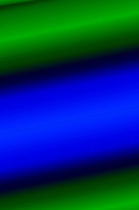 Abstract & grafisch Foto's bijv. als canvasfoto of wandfoto achter acrylglas: Blue and green abstract