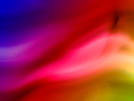 Bestseller p.ej., como imagen en lienzo o para la pared en metacrilato: Rainbow swirl computer generated graphic