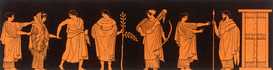 Ancient Greece pictures Wall Art as Canvas, Acrylic or Metal Print MARRIAGE