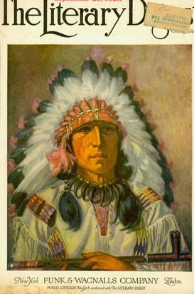 Native American pictures Wall Art as Canvas, Acrylic or Metal Print The Literary Digest