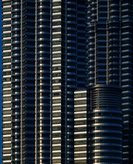 Foto: Moderne Architektur - Petronas Towers