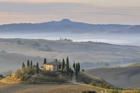 Pictures of Europe & the Alps  Wall Art as Canvas, Acrylic or Metal Print Fattoria Belvedere