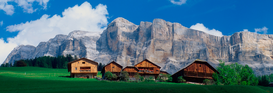 Pictures of Europe & the Alps  Wall Art as Canvas, Acrylic or Metal Print Heiligkreuzkofel