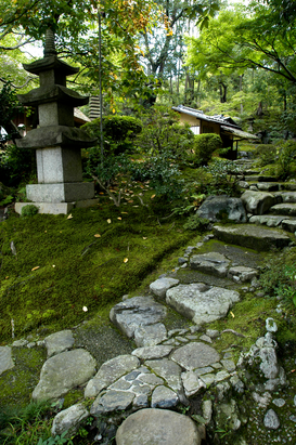 Park & garden pictures Wall Art as Canvas, Acrylic or Metal Print Japan - Kyoto