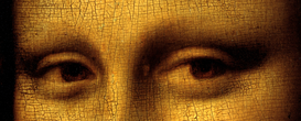 Bestselling Pictures Wall Art as Canvas, Acrylic or Metal Print Leonardo da Vinci, Mona Lisa (Ausschn.)