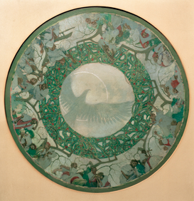 New Pictures Wall Art as Canvas, Acrylic or Metal Print A.Mucha, Die slawische Einheit