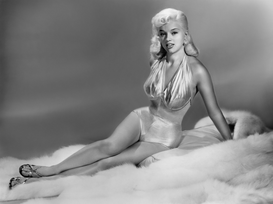 Nude, erotic & pin-up pictures Wall Art as Canvas, Acrylic or Metal Print Diana Dors