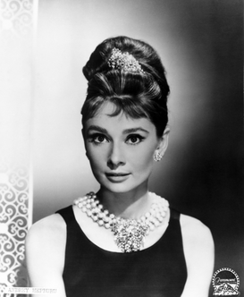 Movie stars & iconic figure pictures Wall Art as Canvas, Acrylic or Metal Print BREAKFAST AT TIFFANY'S