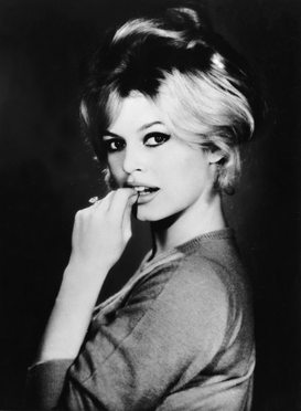 Movie stars & iconic figure pictures Wall Art as Canvas, Acrylic or Metal Print Brigitte Bardot