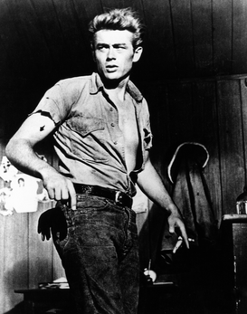 People pictures Wall Art as Canvas, Acrylic or Metal Print GIANT (US1956) JAMES DEAN