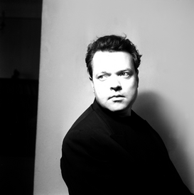 Movie stars & iconic figure pictures Wall Art as Canvas, Acrylic or Metal Print Orson Welles / Foto