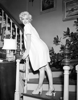 People pictures Wall Art as Canvas, Acrylic or Metal Print SEVEN YEAR ITCH, THE