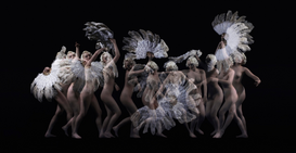Dance pictures Wall Art as Canvas, Acrylic or Metal Print Burlesque