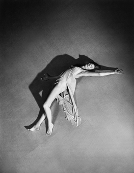 Dance pictures Wall Art as Canvas, Acrylic or Metal Print Isadora