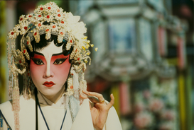 People of the world pictures Wall Art as Canvas, Acrylic or Metal Print Chinese opera