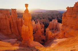 Foto: EE.UU. y Canadá - Thor's Hammer, Bryce Canyon National Park, Utah, USA