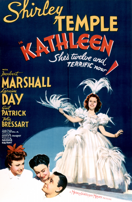 Movie Posters Wall Art as Canvas, Acrylic or Metal Print 1942 - Kathleen - Movie Set
