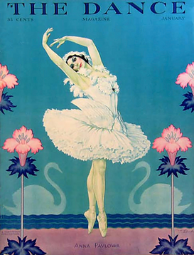 Vintage Ads Wall Art as Canvas, Acrylic or Metal Print The Dance