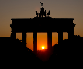 Berlin & Potsdam pictures Wall Art as Canvas, Acrylic or Metal Print Brandenburger Tor