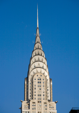 New Pictures Wall Art as Canvas, Acrylic or Metal Print chrysler building, manhattan, new york, usa