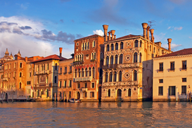 Venice pictures Wall Art as Canvas, Acrylic or Metal Print Venedig, Canale Grande