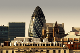 Foto: Londen - City of London