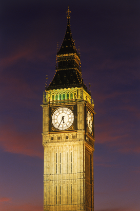 Foto: Londen - Großbritannien: London - Big Ben