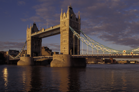 Foto: Londen - uk, england, london, tower bridge