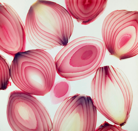 Wine & Food Pictures for Your Kitchen Wall Art as Canvas, Acrylic or Metal Print red onion                                                                   ...