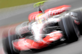 Transportation pictures Wall Art as Canvas, Acrylic or Metal Print Lewis Hamilton McLaren Mercedes Aktion   , wischer ...