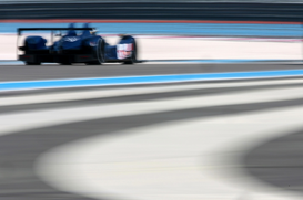 Transportation pictures Wall Art as Canvas, Acrylic or Metal Print Motorsport - Le Mans-Test 2007 - Jean-Marc Gounon