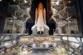 Spacecraft & rocket pictures Wall Art as Canvas, Acrylic or Metal Print SPACE SHUTTLE ATLANTIS