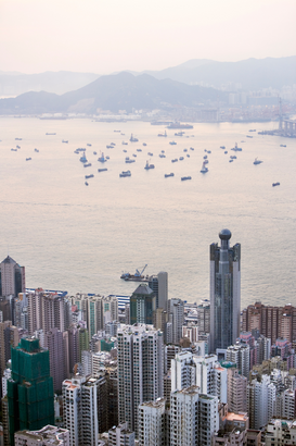 Photo: Lighthouses, harbours & fjords - Hong Kong
